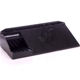 """Подставка для календаря """"Аврора"""", черный, 380*150*75, 022017"""