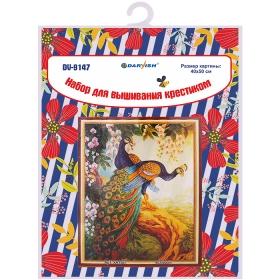 Набор для вышивания крестиком размер картины 40*50 см, DV-9147