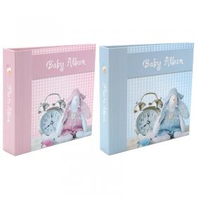 """Фотоальбом-анкета 22*22см, Veld-co """"Baby album"""" 86983/FB"""