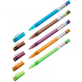 """Ручка шариковая Berlingo """"Riffle"""" синяя, 0,7мм, ассорти CBp_07280"""