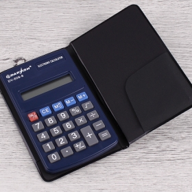 "Калькулятор карманный 8 разрядов ""Darvish"" 102*61*8 мм, DV-608-8"