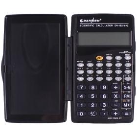 """Калькулятор инженерный 8+2 разряда """"Darvish"""" 120*73*12 мм 128 функций, DV-182i-8+2"""