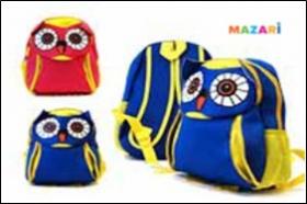 Рюкзак для школьников MOSAIC, 38х29.5х16см, 2 отд., 3 карм., упл. спинка, ассорти 5 цветов 382*
