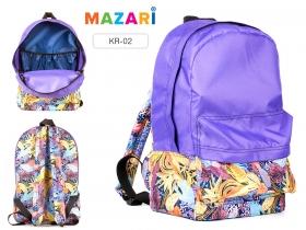 Рюкзак /взрослый/модель KR-02 KR-02*