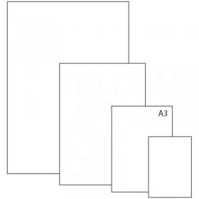 Ватман А3, 297*420, ЛенГознак, 200г/м2, БЧ-0590