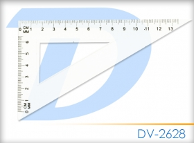 "Треугольник 13,5*30 ""Darvish"" DV-2628"