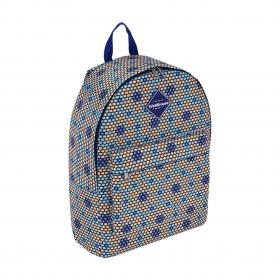 Рюкзак ErichKrause® EasyLine® 17L Blue&Orange Beads 51724