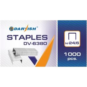 """Скобы №24 """"Darvish"""" DV-6380"""