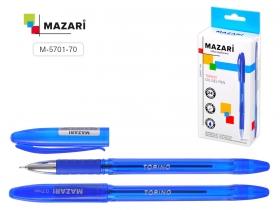Ручка шариковая TORINO, СИНЯЯ, серия Smart Ink, чернила на масляной основе (Индия), M-5701-70