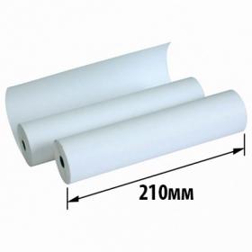 Термобумага для факса, 210мм*20мм, пл.44г/м2, РБ