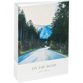 "Фотоальбом 100 фото 10*15см ,ArtSpace ""On the road"", ПП карман PA_22241"