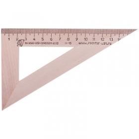 Треугольник 30°, 16см, дерево