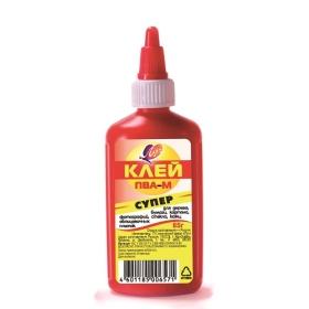 Клей ПВА-М 85 гр (красный флакон) 18С 1189-08