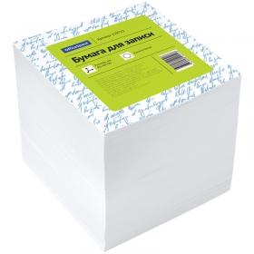 Блок для записи OfficeSpace, 9*9*9см, белый 159721