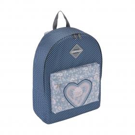 Рюкзак ErichKrause® EasyLine® 17L Lacey Heart 51688