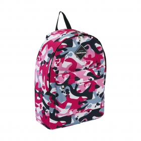 Рюкзак ErichKrause® EasyLine® 17L Pink Camo 51764