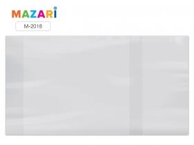 Обложка для учебников А4  универсальная ПВХ, 110 мкм. Размер: 305х565 мм. M-2018