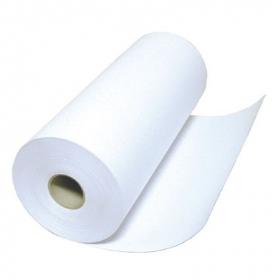 Бумага для плоттера в рулонах 610/50мм (50м),офсетная, пл.80 г/м2, РБ
