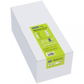 Пружины пластик D=14мм OfficeSpace, белый, 100шт. PC7009