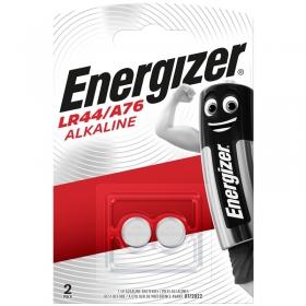 Батарейка Energizer LR44 (G13, V13GA, A76) алкалиновая, 2BL 7638900083071