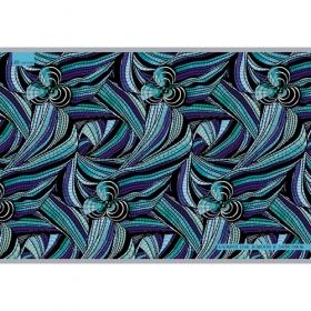 Блокнот для эскизов и зарисовок 20л. Скрепка. Иллюзорный орнамент (скрепка, 20л.) Б20133
