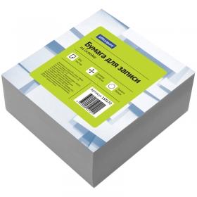 Блок для записи на склейке 9*9*4,5 см, белый КБ9-5 Бп/153172