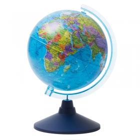 Глобус политический Globen, 21см, на круглой подставке Ке012100177