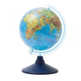 Глобус физический Globen, 15см, на круглой подставке Ке011500196