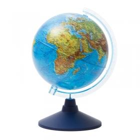 Глобус физический Globen, 21см, на круглой подставке Ке012100176