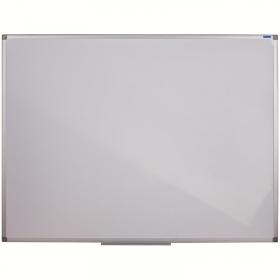 Доска магнитно-маркерная OfficeSpace, 90*120см, алюминиевая рамка, полочка WBS_9308