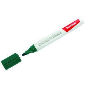 Маркер для белых досок Berlingo зеленый, пулевидный, 2мм PM6311