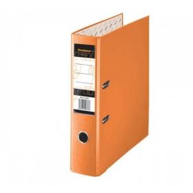Папка регистратор А4, ПВХ, 50 мм. оранжевая с уголком Tiralana Flax Vinil,  артикул RMP50-413OG