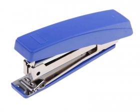 Степлер №10 до 10 л, пластиковый корпус, синий St210BU_1297