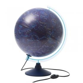 Глобус Звездного неба Globen, 32см, с подсветкой на круглой подставке Ке013200277