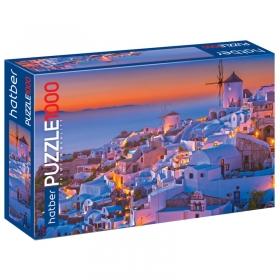 "Пазл 1000 эл. Hatber Premium ""Санторини"" 1000ПЗ2_17563"