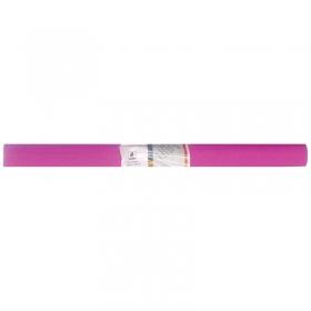 Бумага крепированная Werola, 50*250см, 32г/м2, растяжение 55%, светло-лиловая, в рулоне 12061-154