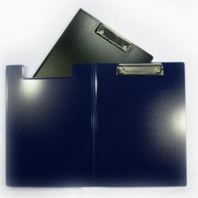 "Папка-планшет  ""синий""  короб А4 15PLAС"