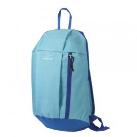 """Рюкзак STAFF """"AIR"""" компактный, голубой с синими деталями, 40х23х16 см, 227044 227044"""