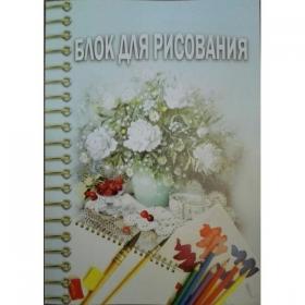 Блок для рисования, ф.А3 40л. 1С030