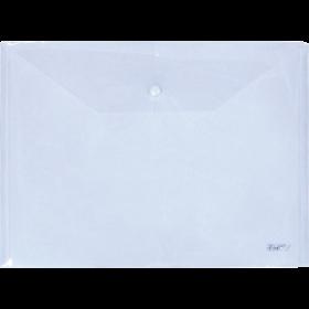 "Папка-конверт на кнопке A4 прозрачная 0.18 мм ""Proff"" CH209/18-TF-00"