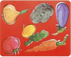 "Трафарет ""Овощи"" 9С 487-08"