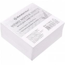 Блок для заметок 90*90*45мм белый DV-11602