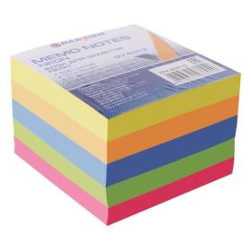 """Блок для заметок 90*90мм 500листов неон """"Darvish"""" DV-5315"""