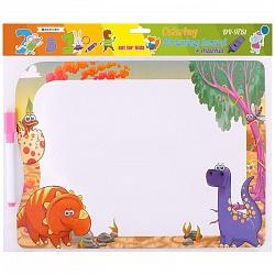 Набор для детей 2 в 1(доска для рисования + раскраска+маркер) DV-9751