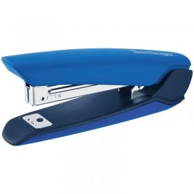"""Степлер №10 Berlingo """"Hyper"""" до 20л, 100 скоб, пластиковый корпус, синий KSn_25110"""