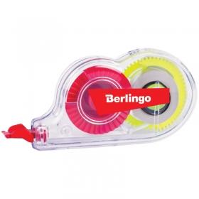 Корректирующая лента Berlingo, 4,2мм*5м, пакет, европодвес FKs_05011
