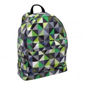 Рюкзак ErichKrause® EasyLine® 17L Green Rhombs 46192