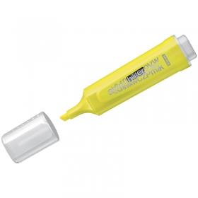 """Текстовыделитель Luxor """"Textliter"""" желтый, 1-4,5мм 4011 T"""