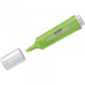 """Текстовыделитель Luxor """"Textliter"""" зеленый, 1-4,5мм 4012 T"""