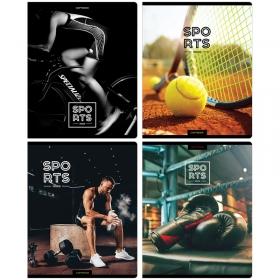"Тетрадь 96л., А5, клетка ArtSpace ""Спорт. Inside sports"" Т96к_36446"